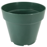 "Plastic Flower Pot 9"" 座盆"