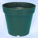 "Plastic Flower Pot 6"" 座盆"